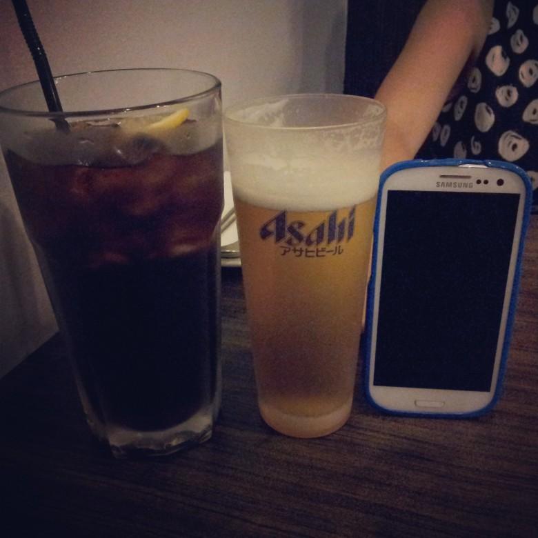 Drinks @ Sarang