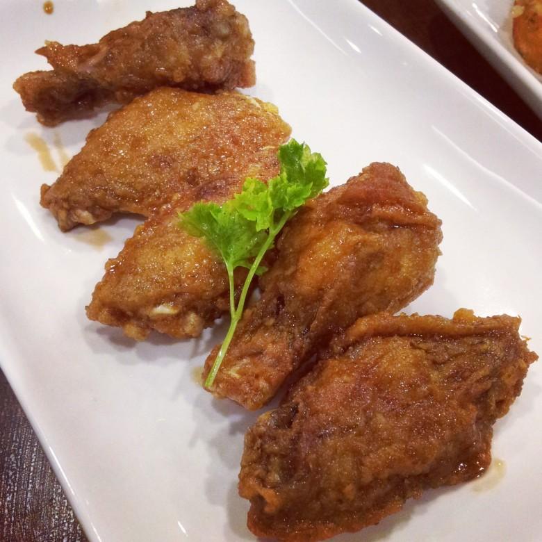 KyoChon original soy chicken