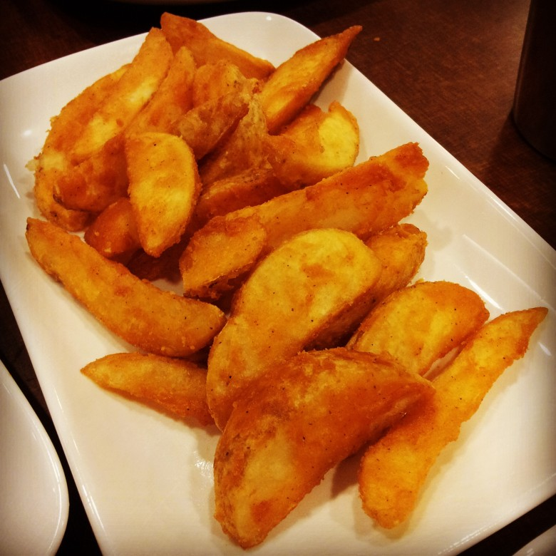 KyoChon potato wedges