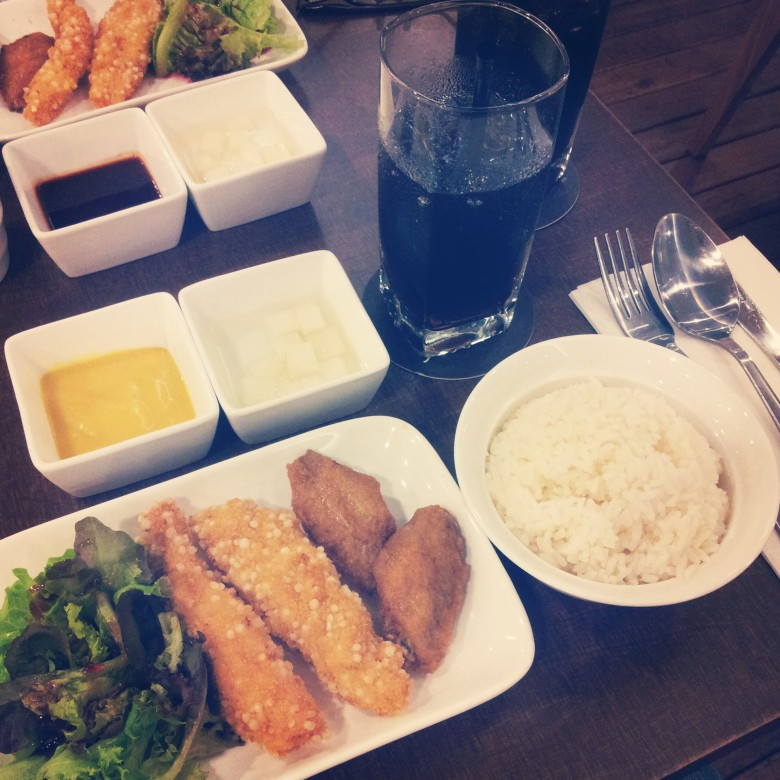 KyoChon salsal and wings set