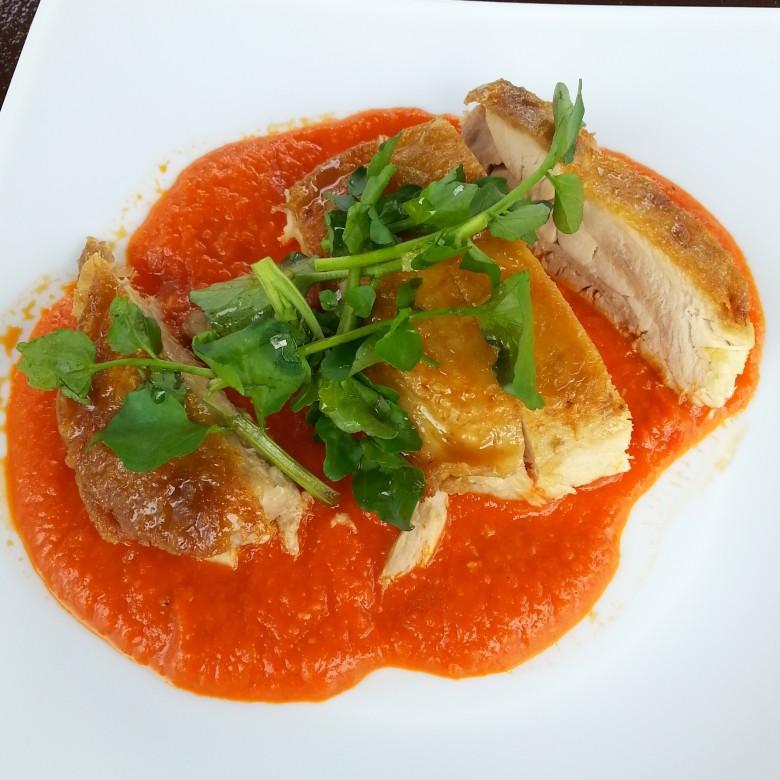 Savour 2014 Braised Pressed Chicken