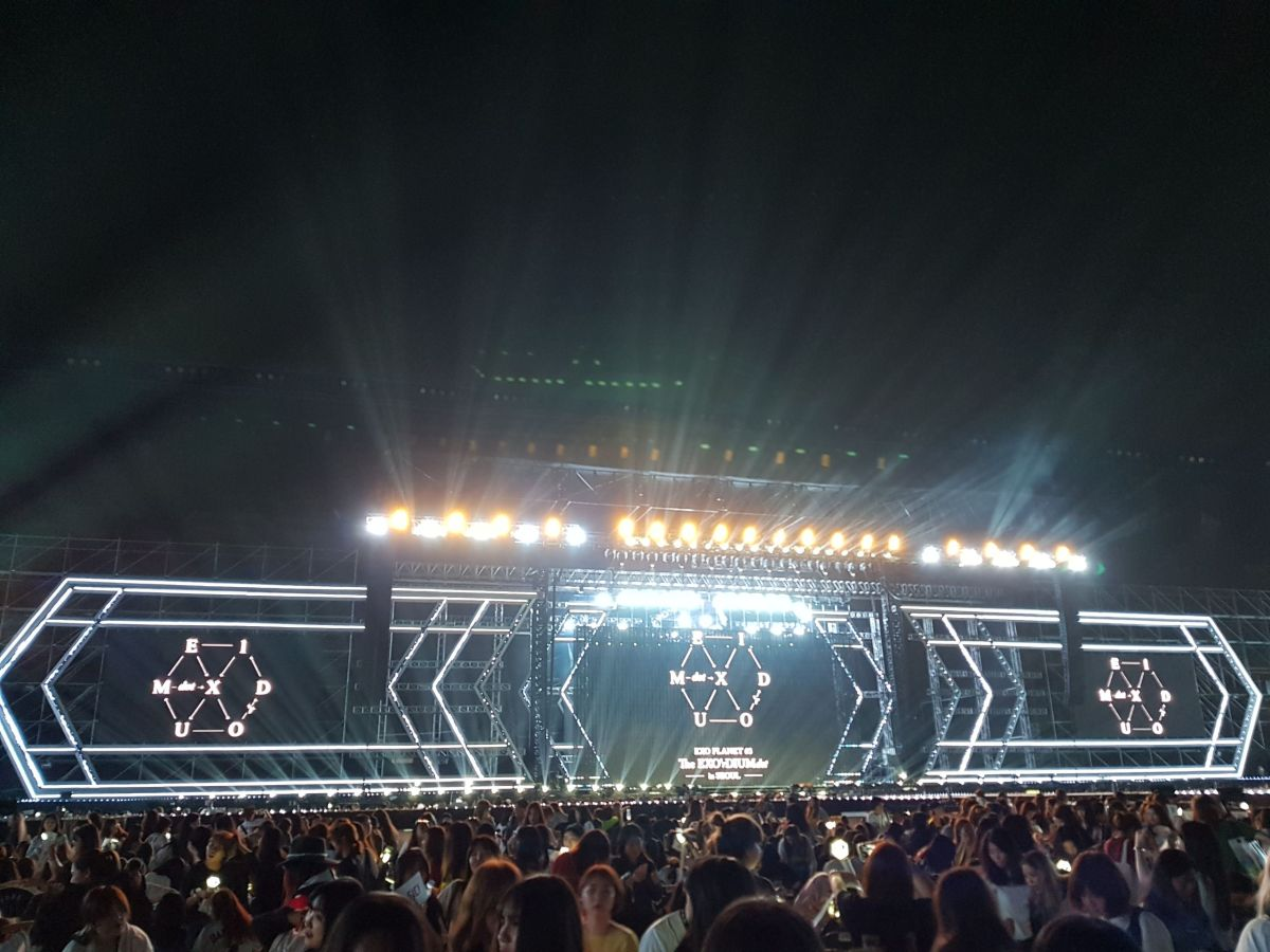 The EXO'rDIUMdot in Seoul (also, a Guide to SMTOWN Travel's Global Package Experience)
