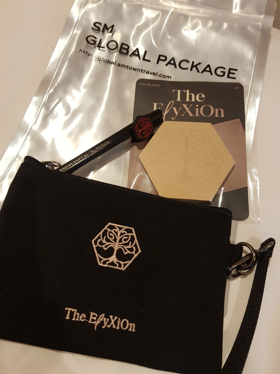 The ElyXiOn in Saitama, Japan (experiencing SMTOWN Travel's Global Package overseas)